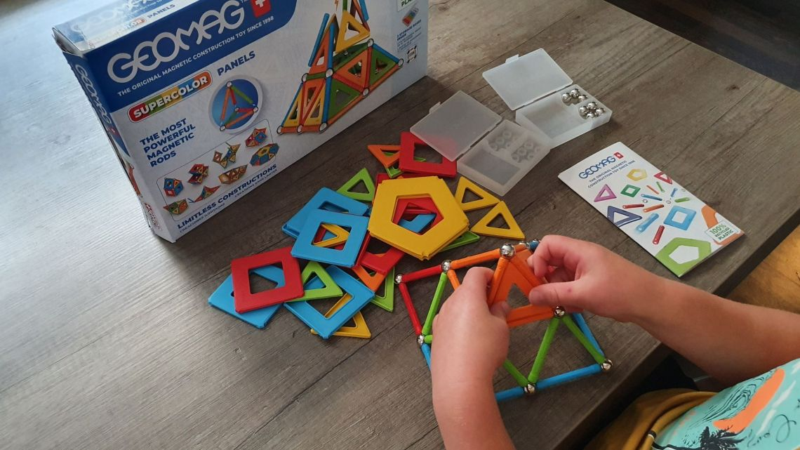 Geomag Super Color Recycled [Review]