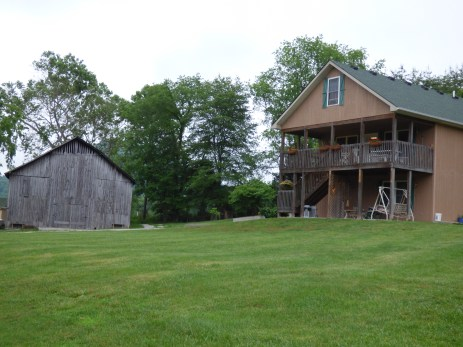 Hill House and the Barn