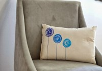 Blitsy Thursdays: Abstract Artwork Pillow - Happiness is ...