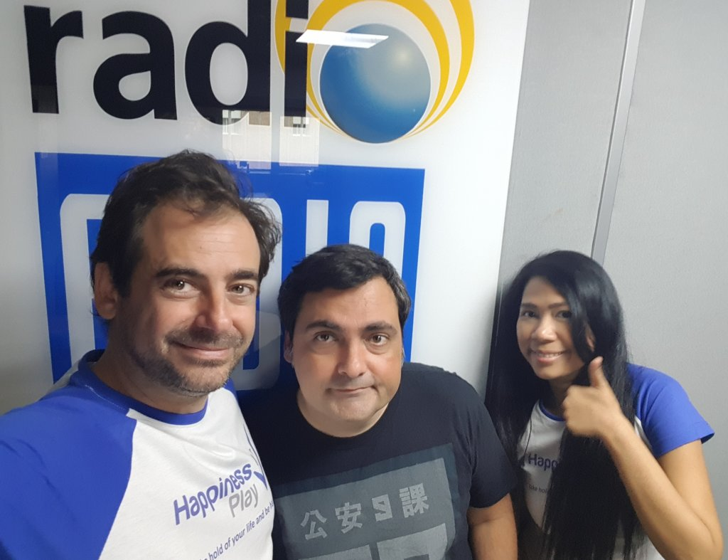 Entrevista Radio El día Tenerife