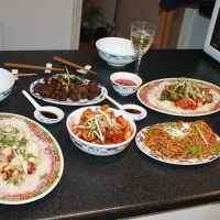 Homemade Chinese Take-Away