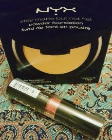 NYX make-up brand