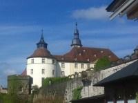 Ausflug nach Langenburg  ein romantisches Stdchen an der ...