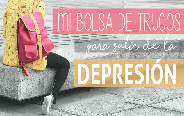 plan para salir de la depresion