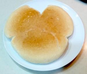 グルテンフリー卵乳小麦不使用パンケーキを福岡で手作り