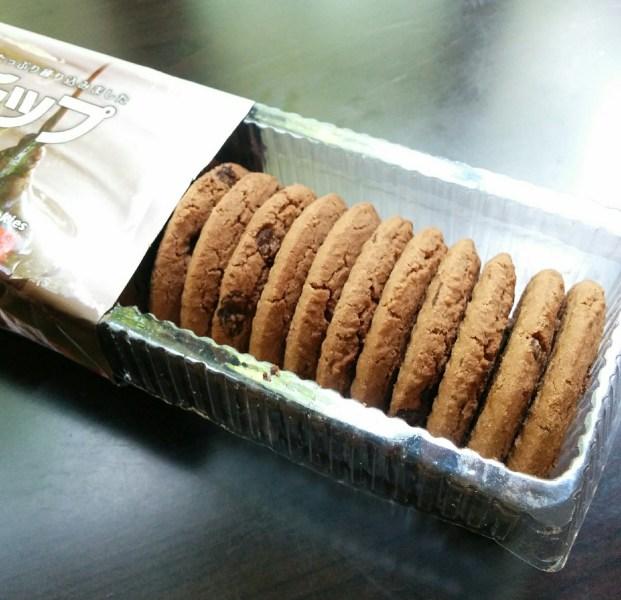 乳・卵不使用のチョコクッキーを福岡のダイソーでやっと発見!乳アレルギーっ子にカルシウム強化