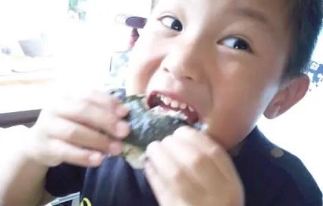 ハワイで日本のおむすびが食べたい時は