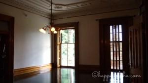 リリウオカラニ女王が幽閉された部屋