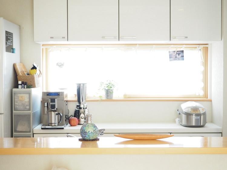 我が家のキッチン。