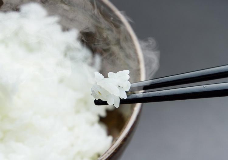 ここ1年のうちの定番お米は「あきほなみ」。美味しいですよ。