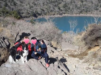 新燃岳周辺・愛犬と行ったえびの高原の池巡り