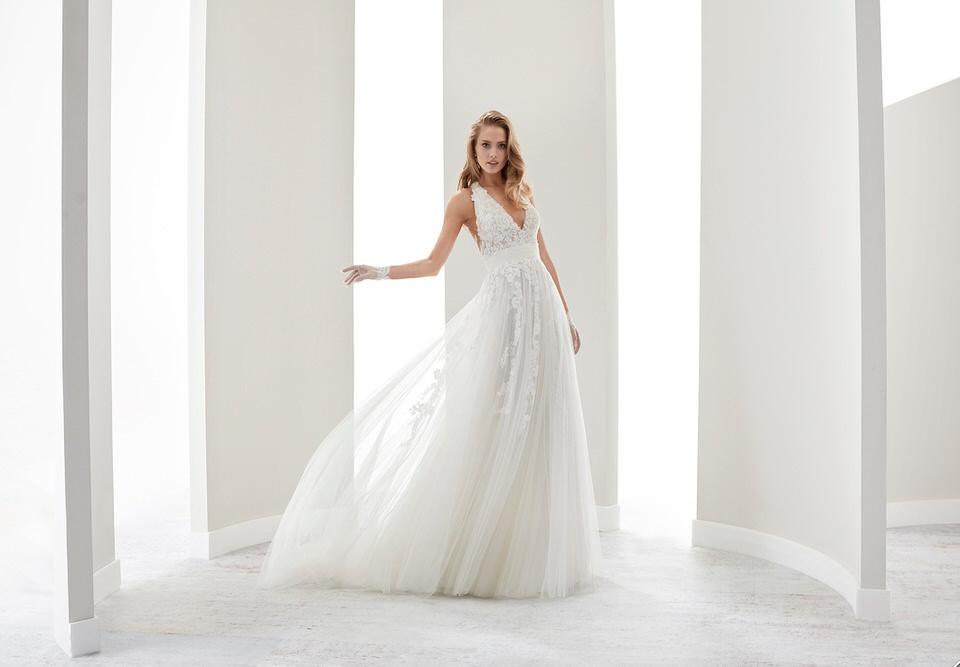Die neue Brautmoden Kollektion 2019 von Happy Bride