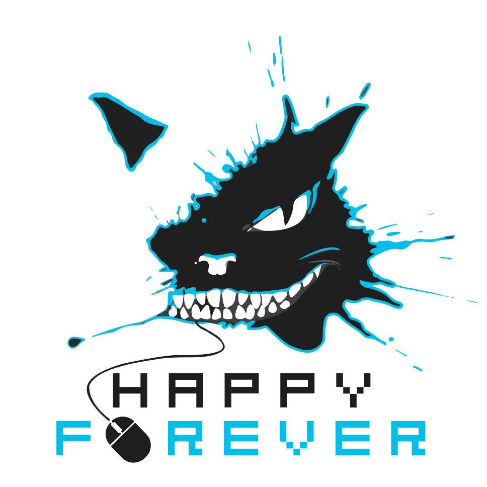 Happy_Forever_logos_white_blue_2