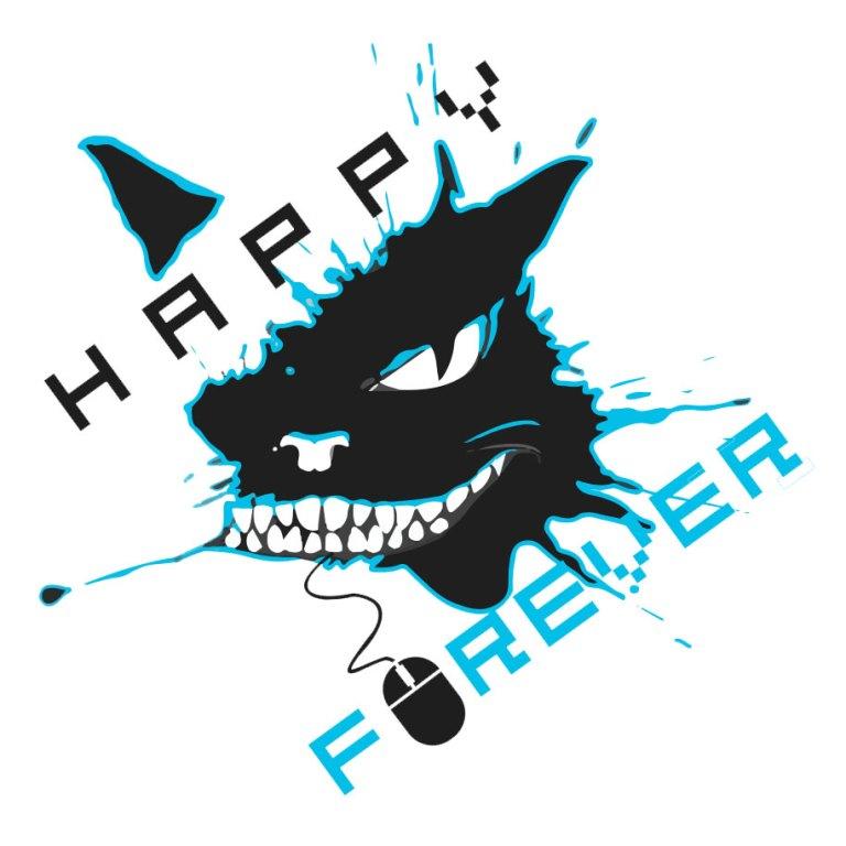 Happy_Forever_logos_white_blue_3