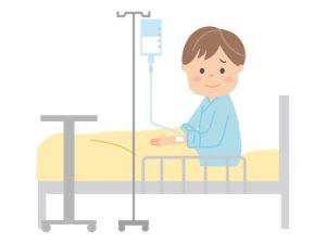 ブログで解説!橈骨遠位端骨折手術で入院した時の様子