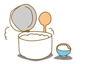 パナソニック炊飯器【SR-MPW100】は毎日のお手入れが簡単