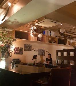 ザリガニカフェ