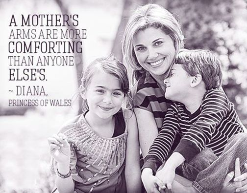 mothers day quotes by Princess Diana
