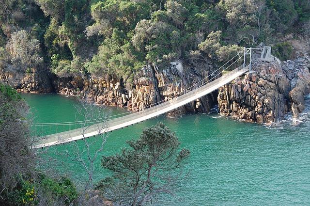 とにかく絶景!絶叫!「世界&日本の吊り橋」