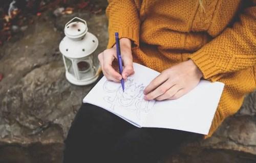 Communiquez avec votre âme grâce au dessin agissant