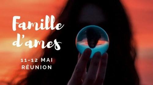 Atelier sur l'intuition - Familles d'Âmes - Réunion