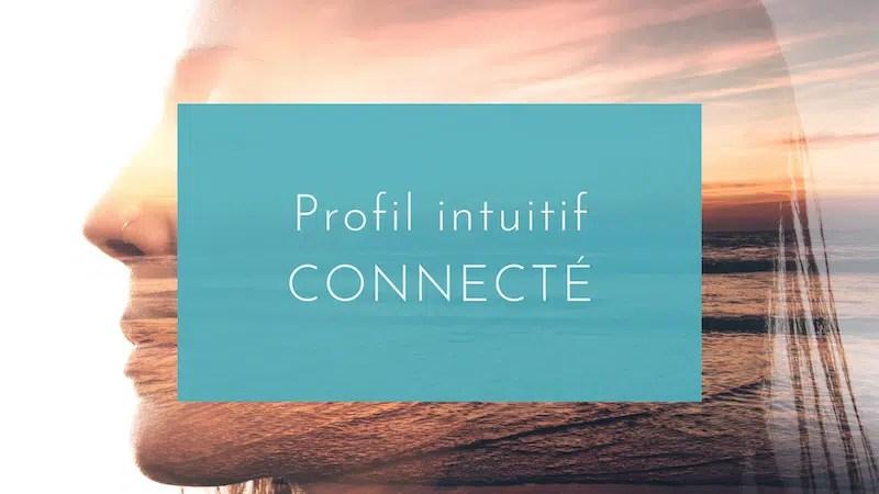 Profil connecté
