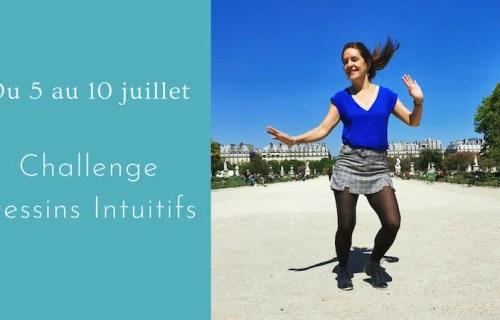 """Votre Challenge """"Dessins Intuitifs"""" 👩🎨"""