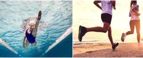 Плуване или джогинг – кое да изберем?