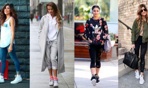 Как да носим дрехи в спортно-елегантен стил