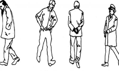 Походка и характер: Виж каква му е походката и разбери с кого си имаш работа