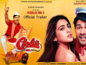 Coolie No.1 (2020) Amazon Prime Video Full Movie Download and Watch Online