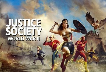 Justice Society World War II Full Movie Download In English 1080p or 720p HD