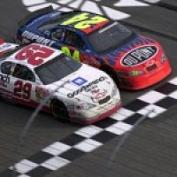 Kevin Wins #1 My favorite Race: Sprint Cup Race Atlanta 2001