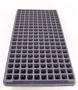 200 cell plug flat