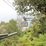 cableway at Scenic World