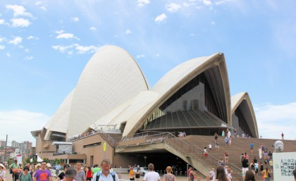 another view of Sydney Opera House