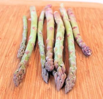 more asparagus