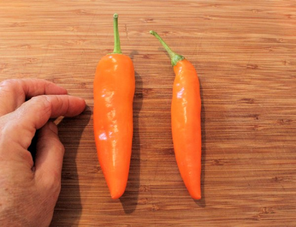 Hot Happy Yummy peppers