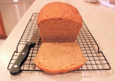 Double Light Rye Bread