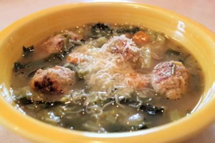 Minestra Maritata soup