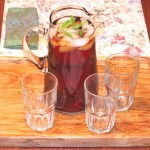 Herb Infused Iced Tea