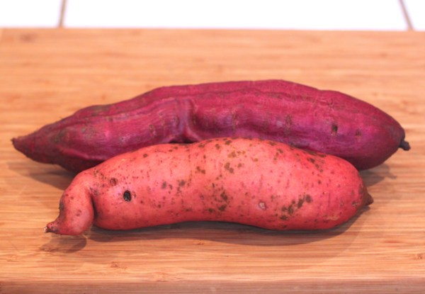 sweet potatoes for fries