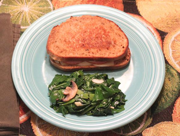 reuben sandwich on 40% Caraway Rye