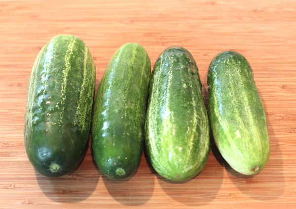 Calypso cucumbers