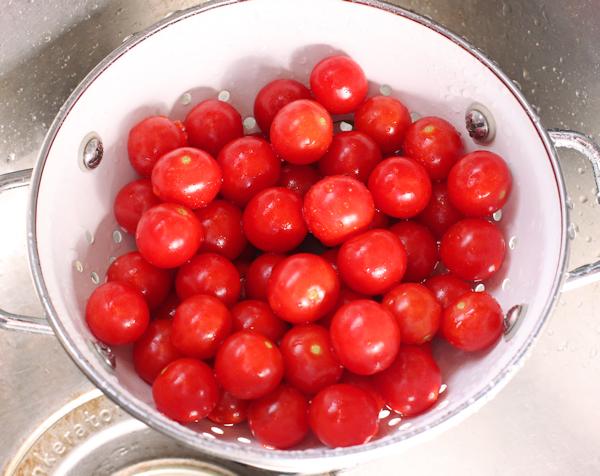 Mexico Midget cherry tomatoes