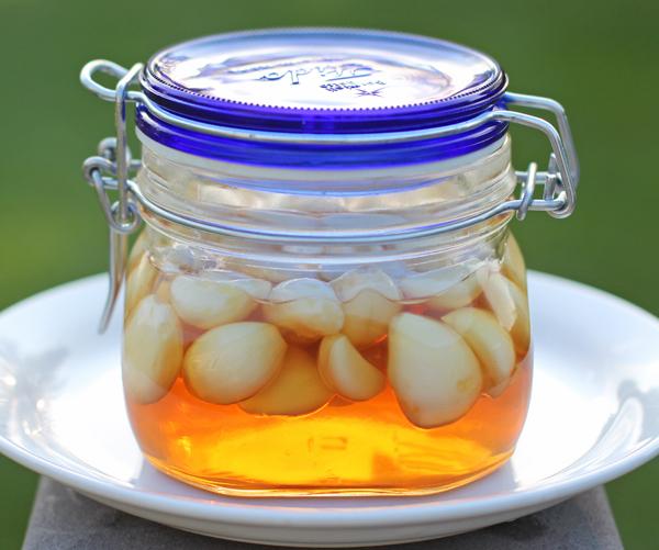 Honeyed Garlic