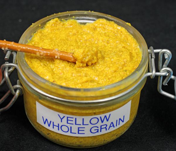 Homemade Yellow Mustard