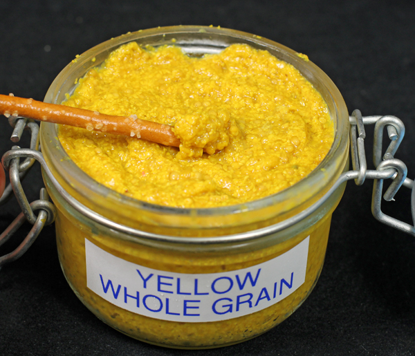 Homemade Yellow Mustard