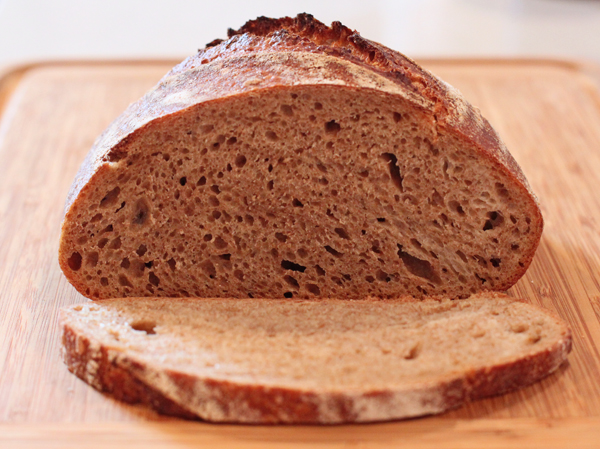 inside of March Madness Bread