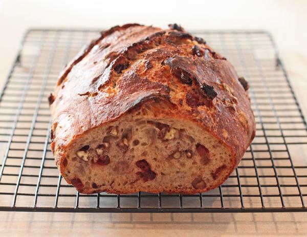 Cranberry-Pecan Extraordinaire bread